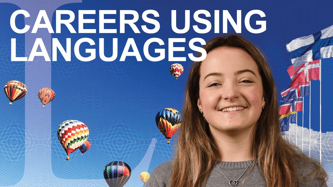 Careers Using Languages