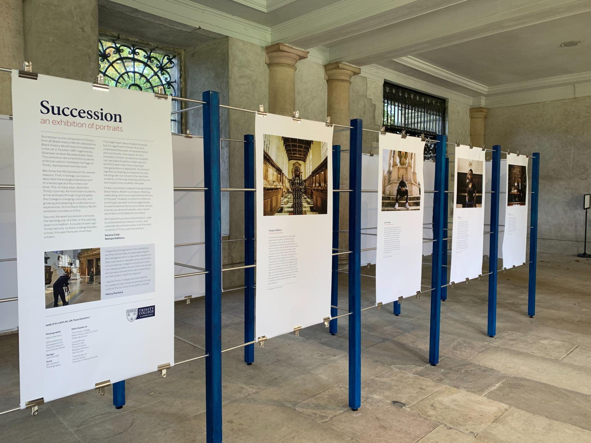 Succession Exhibition