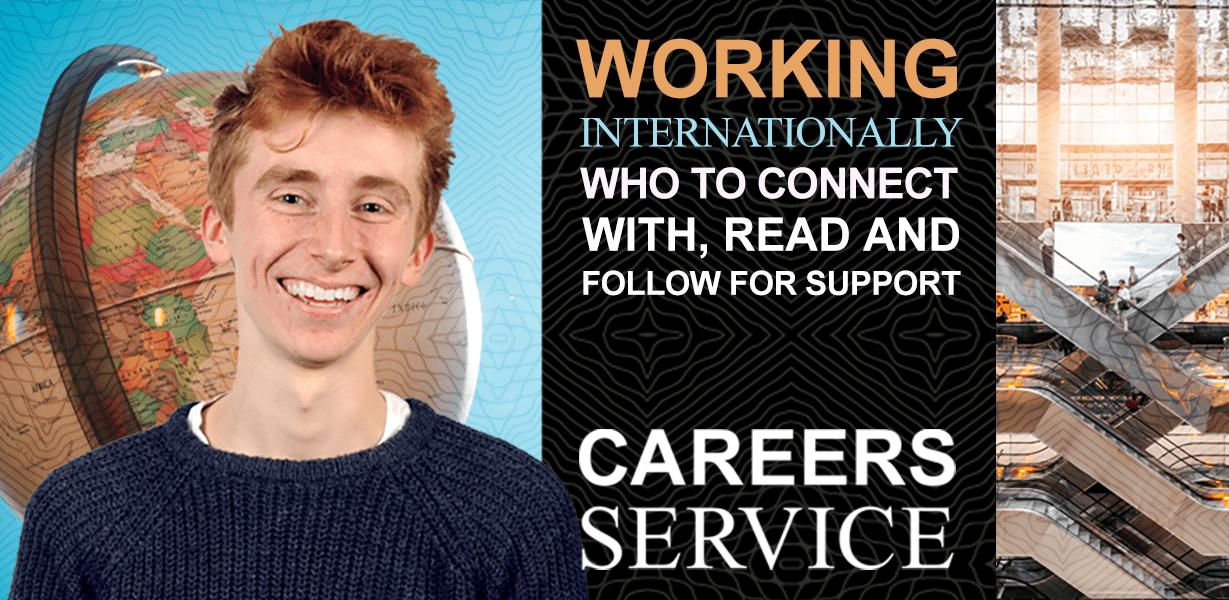 Working internationally blog banner